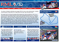 RML AD Group | Lola Honda | by CMC Graphics