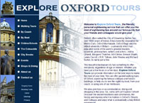 Explore Oxford | Guided Tours | by CMC Graphics