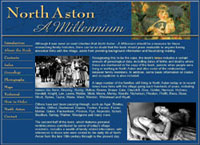 North Aston ~ A Millennium | Local History | by CMC Graphics