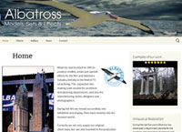 Albatross Models | Models, Sets and Display Origination | by CMC Graphics