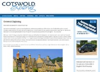 Cotswold Exploring | Guided minibus tours of the Cotswolds | by CMC Graphics